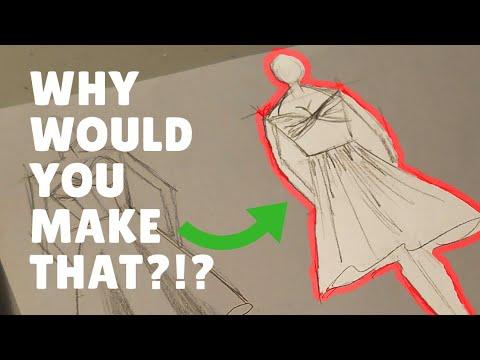 Why Would You Make THAT? | Part 2, Circle vs. Gathered Skirt