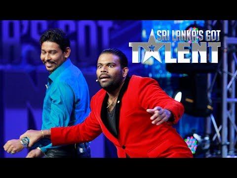 Xxx Mp4 Hannibal The Magic Warrior With T M Dilshan Sri Lanka S Got Talent Audition 01 3gp Sex