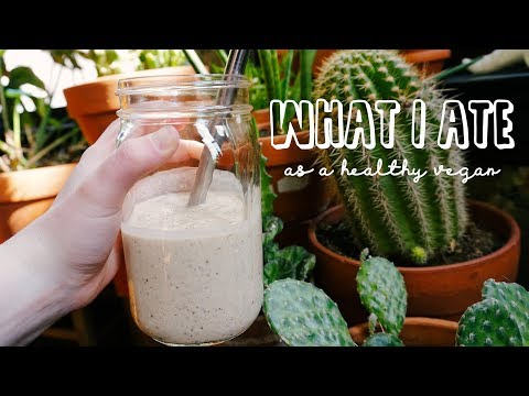 WHAT I ATE TODAY//Vegan + Easy