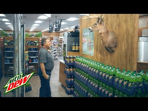 The Wild Is Calling feat. Dale Earnhardt Jr.   Mountain Dew