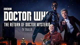 Doctor Who: The Return of Doctor Mysterio - Christmas 2016 BBC One TV Trailer