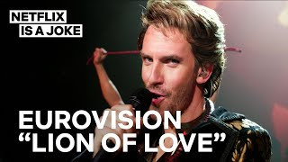 Eurovision | Lion Of Love Full Song | Netflix Is A Joke