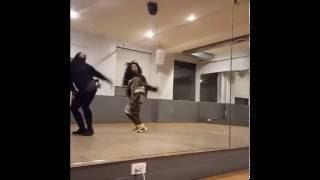 SZA - choreo rehearsal full