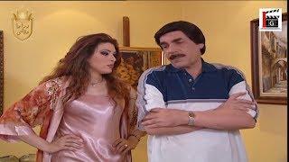 شوفو كيف بتكون الحياة اذا اتزوج فنان من فنانة !!! بالأخير احلى شي ـ ياسر العظمة