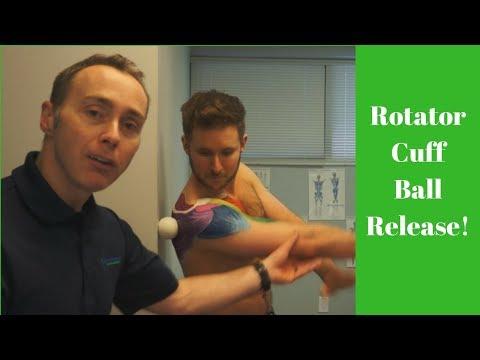 Rotator Cuff Ball Release