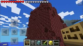 How To Make A Minecraft Nether Reactor Pocket Edition V061 Alpha Tuto