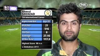 HD Pakistan v Sri Lanka 1st T20 Highlights 2013