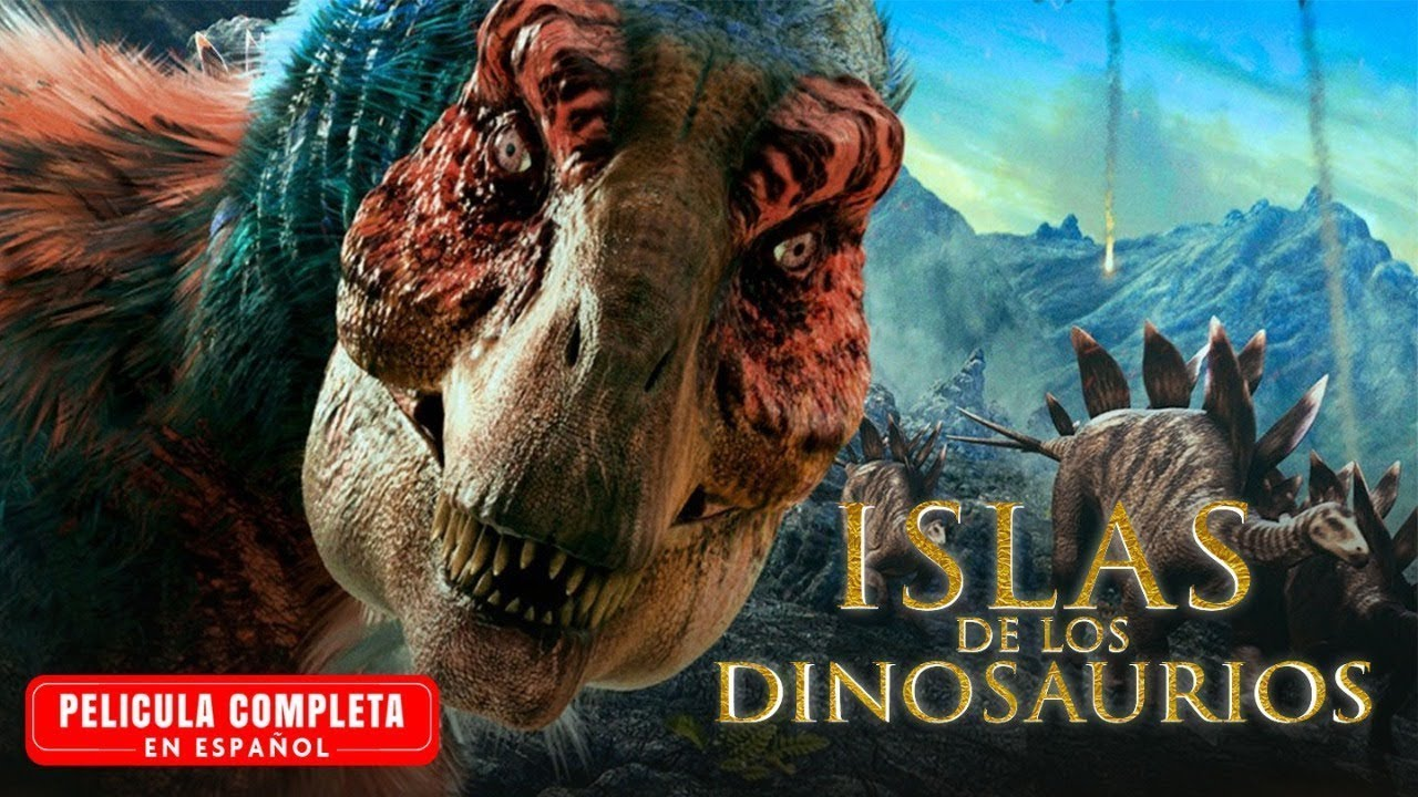 Isla De Dos Dinosaurios - Pelicula de Accion Completa En Español