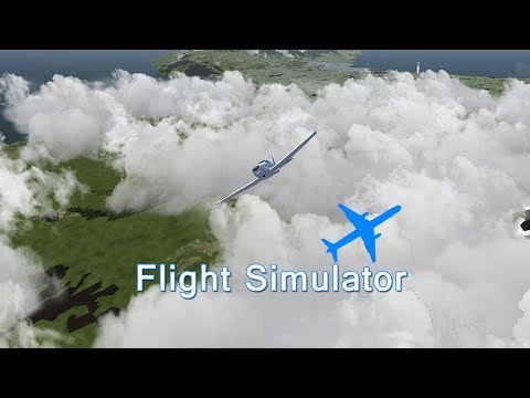 Flight Simulator - Free 2 Play Simulator Game (Trailer)