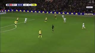 Leeds United passing and pressing vs Millwall 28-1-20 / Marcelo Bielsa / Bielsa Ball