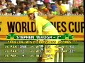 1989 Benson And Hedges First Final Australia V West Indies