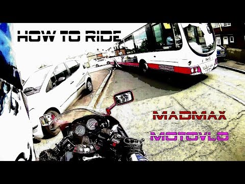 Riding a motorcycle tips and tricks for beginners - How to ride a motorbike