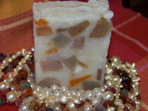 How to Make Homemade Lotion Bar Soap, Experiment with cooking times of Hot Process Soap