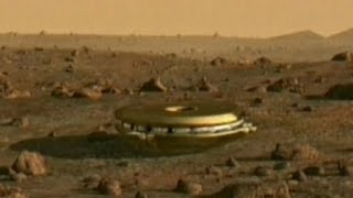 Pesawat Antariksa Beagle-2 Ditemukan Di Mars