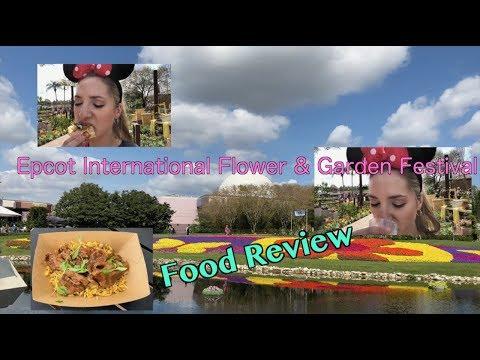 FOOD REVIEW: Epcot International Flower & Garden Festival