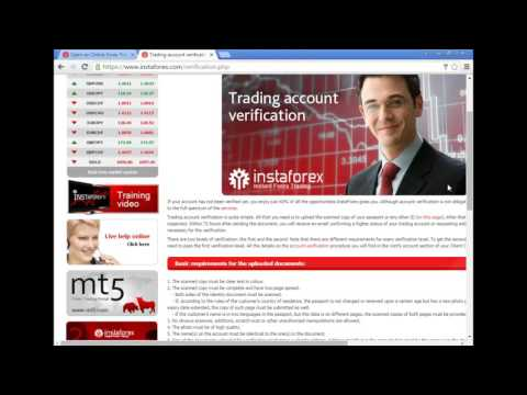 Easy Online Job by UK Forex Academy | How to Create Master and Slave Forex Account