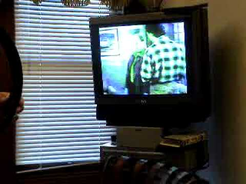 Fix your own CRT Television Color Problem