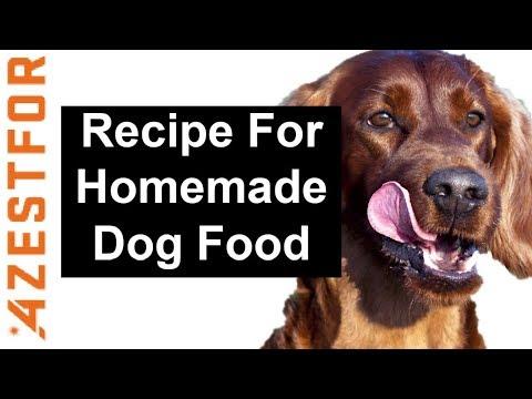 Recipe For Homemade Dog Food - 🐶 Salmon, Quinoa & Broccoli