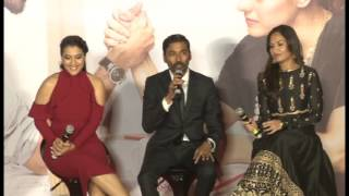 """""""Kajol Played The Role In Her Own Style & Pulled It Off In Style"""" : Dhanush 