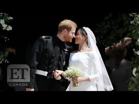 The Royal Wedding: Prince Harry & Meghan Markle