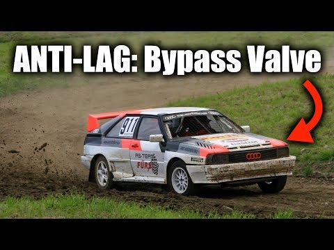 How Anti-Lag Systems Work - No More Turbo Lag - Bypass Valve