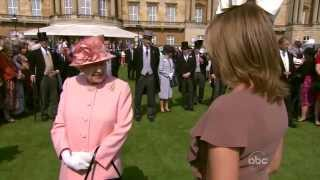 The Jubilee Queen: A Tour of Buckingham