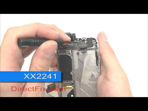 iPhone 4 Headphone Jack Replacement Directions