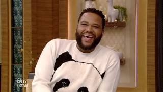 Anthony Anderson Wants Oprah on