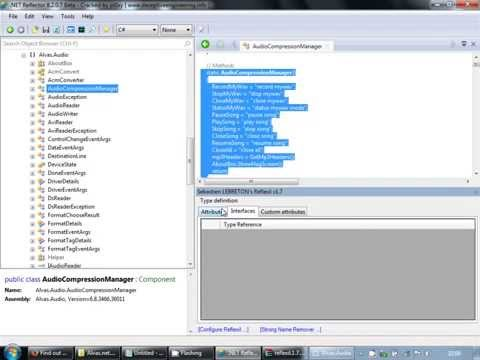 Software Cracking Tutorial   Patch DLL Files Using  NET Reflector and Reflexil 1 7