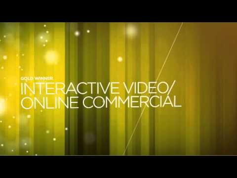 MIXX Awards 2010 Interactive Video/Online Commercial Gold