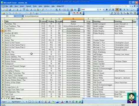 Microsoft Excel #04: Excel as a Database