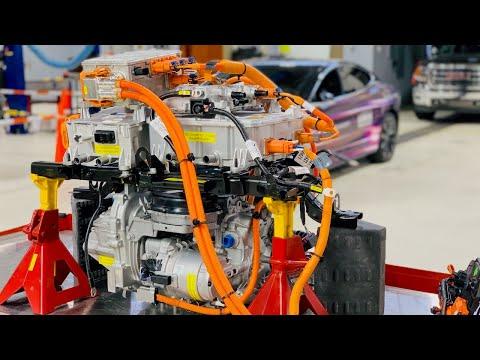 Chevrolet Bolt EV High Voltage Components