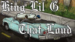 king lil g 90s kid