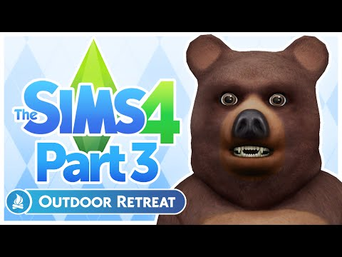 The Sims 4: Outdoor Retreat - 3 (Deep Woods)
