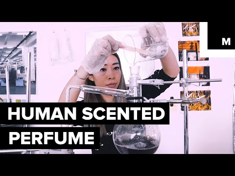 This Artist Makes Perfumes for Astronauts That Smell like Earth
