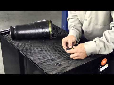 Replacing Your Leaking Lincoln Town Car Rear Air Spring with an Arnott Spring