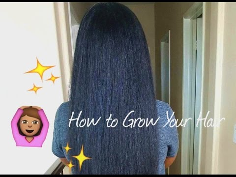 How to Grow Your Hair Faster and Longer | 10 Tips for Hair Growth | Flawhs