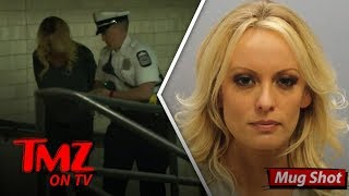Stormy Daniels Targeted By Cops At Strip Club   TMZ TV