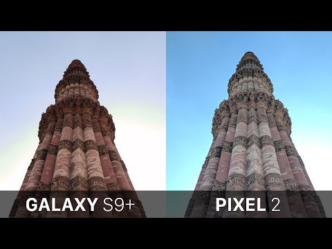 Galaxy S9 Plus vs Pixel 2: The Ultimate Best Camera Test!
