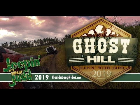 Ghost Hill Jeepin' with Judd Moderate Trail 2019