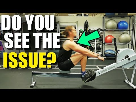 Rowing Machine: The Subtle Mistake You're Probably Making