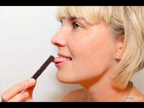 How to Eat Chocolate Seductively