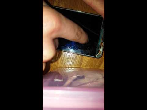HOW TO REMOVE GLUE ON ANY PHONE. (Easy)