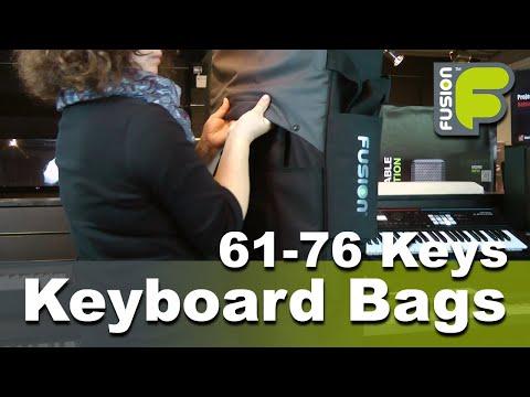 Keyboard Bags 61-76 keys (by Fusion-Bags.com)