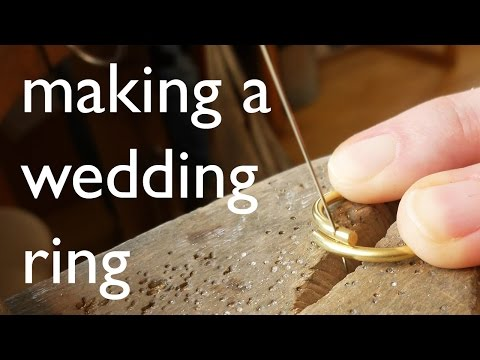 How to make a gold ring (gpr01)