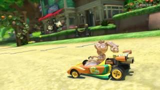 Mario Kart 8: Happy, Happy Villager