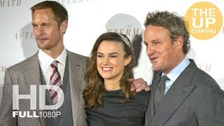 Download The Aftermath premiere arrivals and photocall: Keira Knightley, Alexander Skarsgård, Jason Clarke Video