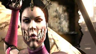 Mortal Kombat X - Mileena Vampiress Costume Klassic Arcade Ladder Gameplay Playthrough