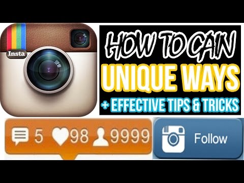 ♡ 10 Ways to Gain Followers On Instagram Quickly | AlohaKatie ♡