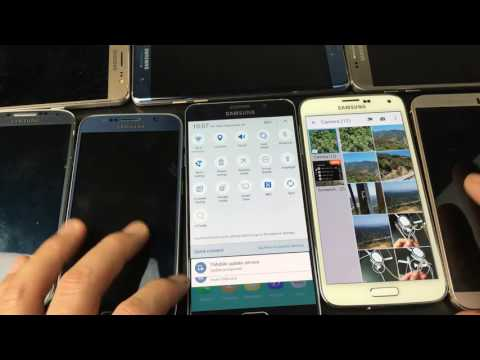 Galaxy Phones: How to Transfer Files w/ Android Beam (Galaxy to Galaxy Transfer)